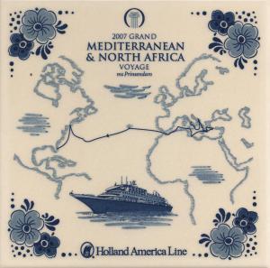 28 prinsendam 2007 mediterranean