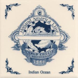 4 ss rotterdam 1993 indian ocean