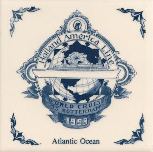 5 ss rotterdam 1993 atlantic ocean