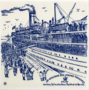 holland amerca lijn schepen