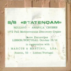 44a statendam 1972