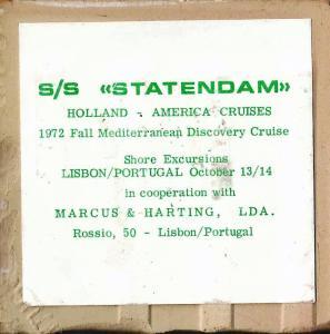 45a statendam 1972