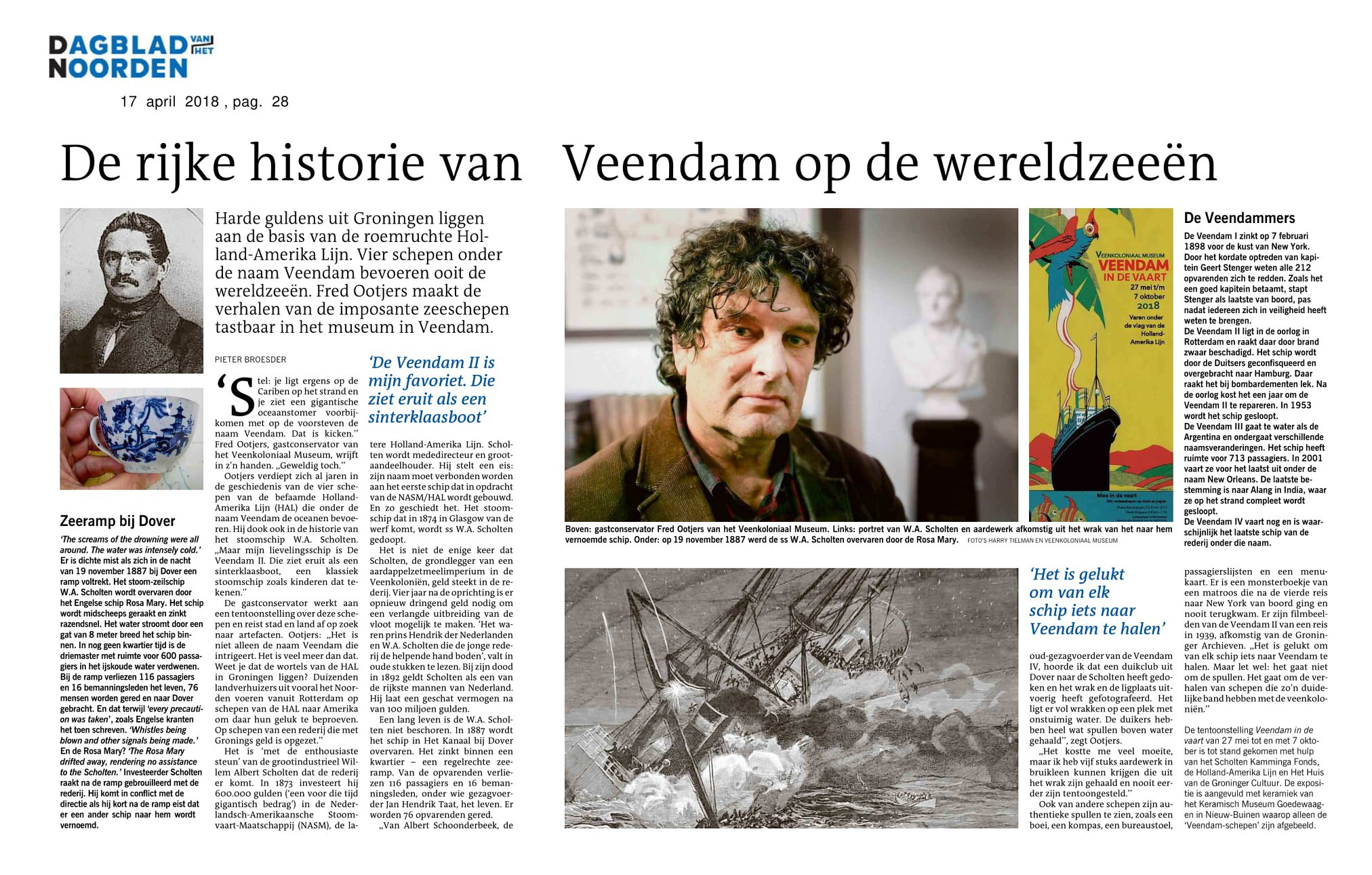DvhN_17apr18_Rijke historie Veendam (HAL)