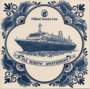 11 nieuw amsterdam collector serie 1996
