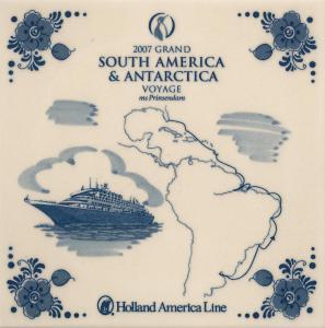 25 prinsendam 2007 south america & antarctica segment 1